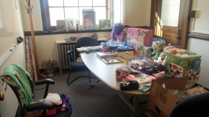 Donated Gifts